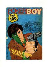 POKERBOY # A SAN VALENTINO SI MUORE # Anno I N.11 1977 # Corriere della Sera