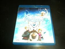 Disney Frozen - HD DVD Blu-ray - Rating PG - 2014 - Regions A, B & C