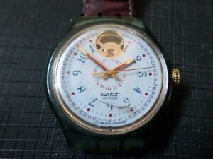 Vintage Swatch AG 1993 23 Jewels Swiss Made Gents Automatic Watch