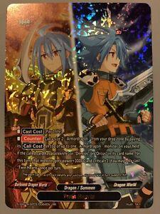 FUTURE CARD BUDDYFIGHT TWIN HEARTS (DRAGON DARKNESS DRAGON WORLD) S-SS01A RR