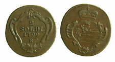 pcc1264_3) Lombardo Veneto Austria Maria Teresa Gorizia - 2 Soldi 1799 S
