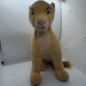 "Applause Disney Lion King Adult Nala 15"" Plush Vintage Stuffed Animal"