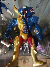 MMPR GOOFISH ACTION FIGURE Loose Bandai Power Rangers Evil Space Alien