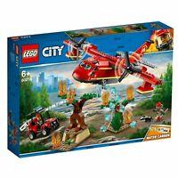 LEGO® City - 60217 Löschflugzeug der Feuerwehr, NEU & OVP