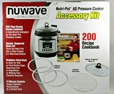 New listing NuWave - Accessory Kit only to Nutri-Pot 6-qt. Pressure Cooker