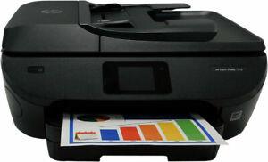 HP Envy Photo 7858 All-In-One Printer Refurbished.