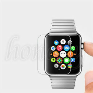5PCS 9H Tempered Glass Film for Apple Watch 38mm 42mm Smart Watch Accessories