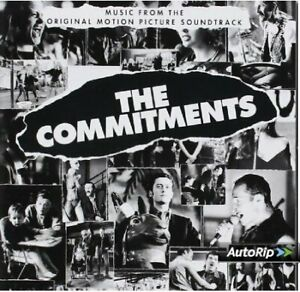 THE COMMITMENTS  CD COLONNE SONORE