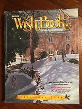 2000 Sears Christmas Wish Book Catalogue Canada