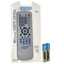 HQRP Remote Control for Panasonic DMP-BD89 DMP-BD755 DMP-BDT230 DMP-BDT330