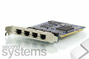 Digium Digital 4-Port S0 ISDN BRI Karte / Asterisk - B410P