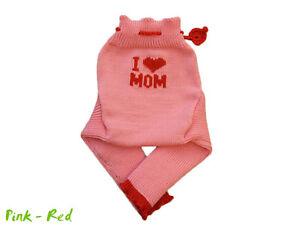 I love Diaper Cover MERINO WOOL baby infant longies leggings knitted knit custom