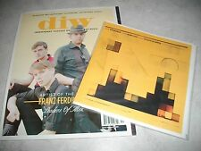 "Devil In Woods Magazine & 7"" non lp Supergrass/Apostle Of Hustle/Arcade Fire!!!+"