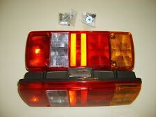 Set of 2x Rear Stop Lights MAN Truck Tail Lights Lamp Chassis Lamps Trailer