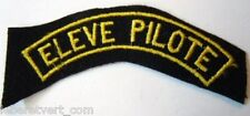 Patch tissu Aéronavale ELEVE PILOTE ancien 1950/60 Marine Nationale France