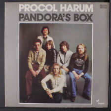 PROCOL HARUM: Pandora's Box / Piper's Tune 45 (France, textured PS) Rock & Pop