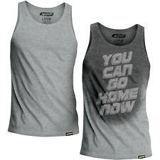 Actizio Sweat Activated Funny Workout Men's Tank Top, You Can Go Home Now