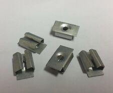 10x MERCEDES Undertray Clip Nut For Engine Compartment Lower Shield 0019949845