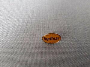 Top Gear Drivers Club Pin Badge