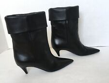NWOB Saint Laurent Charlott 55 Leather Ankle boots 36 6 Black $1850