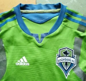 Seattle Sounders FC shirt soccer jersey shirt soccer 2012 TECHFIT Long Sleeve