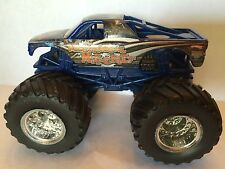 MECHANICAL MISCHIEF Plastic base Monster Jam Truck Hot Wheels 1:64 scale
