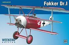 Eduard 1/72 Fokker Dr.I Triplane # K7438*