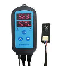 INKBIRD IHC-200 Digital Humidity Controller 220v Humidifier control dehumidifier