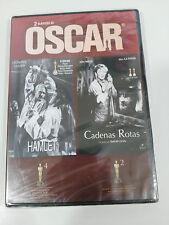 HAMLET + CADENAS ROTAS DVD LAURENCE OLIVIER ESPAÑOL ENGLISH NEW SEALED NUEVA