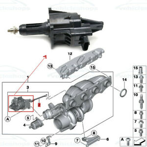 Turbo Charger Wastegate Actuator 11657638783 For BMW 228i 320i 328i 428i Z4 2.0L