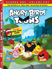 Angry Birds Toons: Season One Volume 1 [New DVD] Subtitled, Widescreen