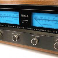 LED LAMP KIT - MC 7270  MC 2500 (COOL WHITE) DIAL METER POWER AMP McIntosh BULBS