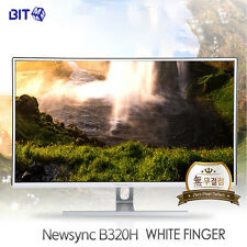 "BitM - New 32"" B320H Whitefinger 60HZ FHD LED 1920 x 1080 Full HD Monitor"