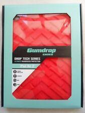 Gumdrop Fundas Protectora Para IPAD Air 2 a Prueba de Choques Plástico Rojo
