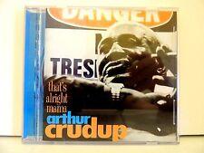 Arthur Crudup CD That's Alright Mama , Laser Light 17 246, 2001