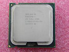 Intel Pentium 4 IV  3.40GHz  2M  800MHz  Socket  Sockel 775  CPU