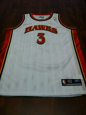 Shareef Abdur-Rahim Authentic Atlanta Hawks Home jersey Size 48