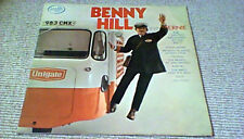 BENNY HILL Sings ERNIE RE UK LP 1971 Thames TV The Benny Hill Show