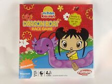 Ni Hao Kai-Lan Dragon Boat Race Game Nickelodeon Playskool Preschool New