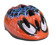 Kinder Fahrradhelm Spider-Man verstellbar 51-55 cm Kinderhelm Spiderman Helm