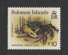 1993 Solomon Islands Stamps Crabs SG 766 MUH