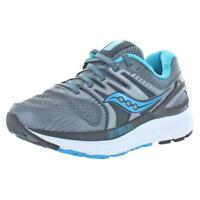 Saucony Womens Redeemer Iso Mesh Exercise Trainer Sneakers Shoes BHFO 6264