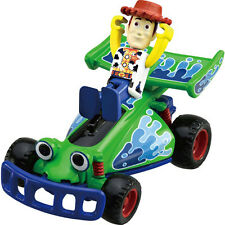 TOMICA DIECAST Toy Story 002 Woody & RC ACTION FIGURE CAR NEW