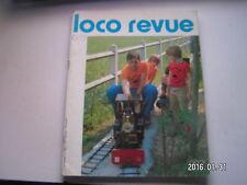 **a Loco Revue n°387 Vapeur vive HO la 050.T série 94 Moller / Sablerie type PLM