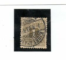 Dinamarca Valor para periodicos nº 1 año 1907 (BP-815)