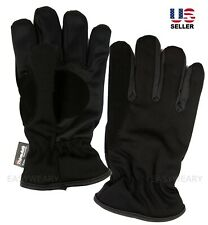 Mens Thinsulate Gloves Fleece Lined Warm Winter Thermal Snow Ski Insulation