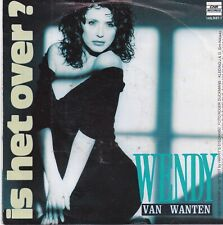 Wendy Van Wanten-Is Het Over vinyl single