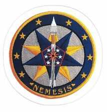 NROL-1 NEMISIS MISSION PATCH STICKER ~ American Recon Spy Satellite NSA NEW