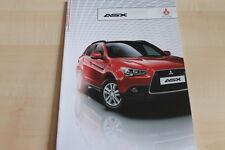 99937) Mitsubishi ASX Prospekt 01/2012