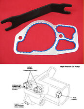 7.3L Powerstroke HPOP Seal Kit, Mounting Gasket, Quick Disconnect Tool 98 +
